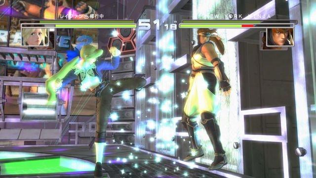 Dead Or Alive Ultimate (XBX)  © Tecmo 2004   7/8
