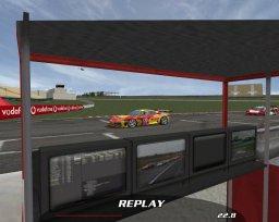 GTR FIA GT Racing Game (PC)  © Atari 2005   1/3