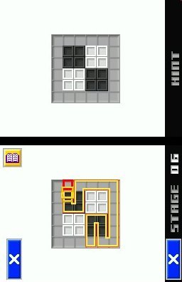 Polarium (NDS)  © Nintendo 2004   2/3