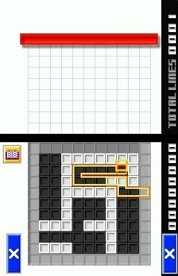 Polarium (NDS)  © Nintendo 2004   3/3