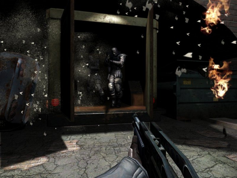 F.E.A.R. (PC)   © VU Games 2005    7/7