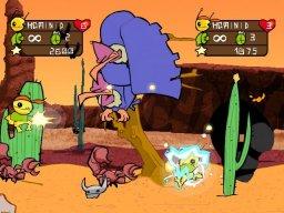 Alien Hominid  © Zoo Games 2004  (PS2)   6/6