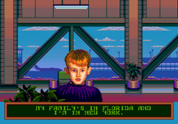 Home Alone 2: Lost In New York (SMD)  © Sega 1993   2/4