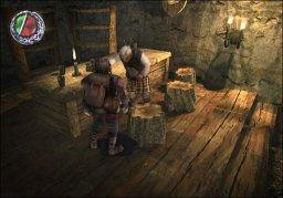 The Bard's Tale (2004) (XBX)  © VU Games 2004   1/3