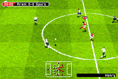 FIFA Football 2005 (GBA)   © EA 2004    2/3