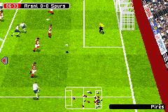 FIFA Football 2005 (GBA)   © EA 2004    3/3