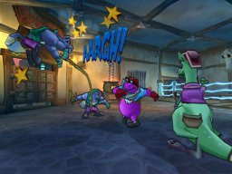 Sly 3: Honor Among Thieves (PS2)  © Sony 2005   1/6