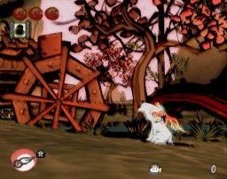 Okami (PS2)  © Capcom 2006   2/6