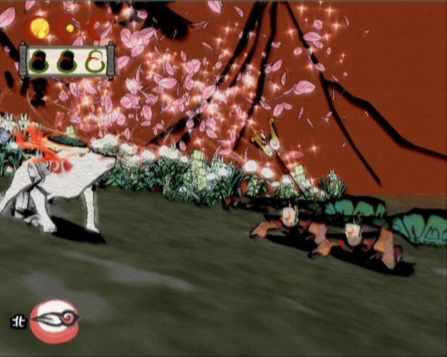 Okami (PS2)  © Capcom 2006   6/6