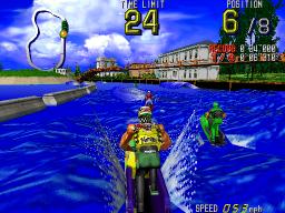 Jet Wave (ARC)  © Konami 1996   2/3