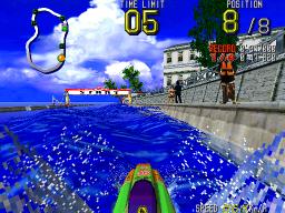 Jet Wave (ARC)  © Konami 1996   3/3