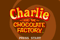 Charlie And The Chocolate Factory (GBA)  © Global Star 2005   1/3