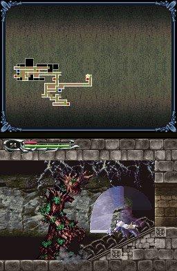 Castlevania: Dawn Of Sorrow (NDS)  © Konami 2005   4/6