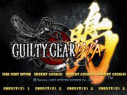 Guilty Gear Isuka (ARC)  © Sammy 2004   1/4