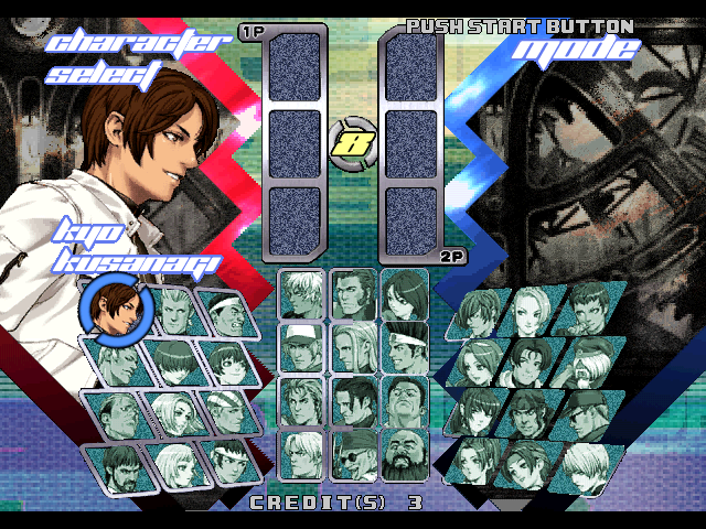 The King Of Fighters: Neowave (ARC)  © SNK 2004   4/4