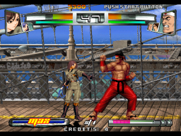 The King Of Fighters: Neowave (ARC)  © SNK 2004   3/4