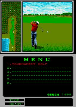 Arnold Palmer Tournament Golf (ARC)  ©     2/3