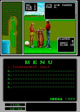 Arnold Palmer Tournament Golf (ARC)  ©     3/3