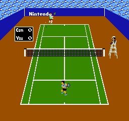 Tennis (1984) (FDS)  © Nintendo 1986   3/3