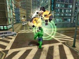 The Incredible Hulk: Ultimate Destruction (XBX)  © VU Games 2005   2/4