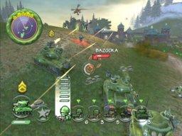 Battalion Wars (GCN)  © Nintendo 2005   1/6