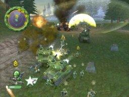 Battalion Wars (GCN)  © Nintendo 2005   2/6