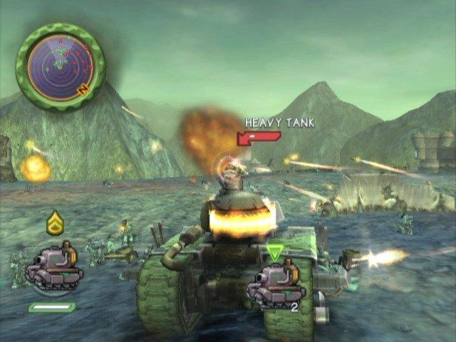 Battalion Wars (GCN)  © Nintendo 2005   6/6