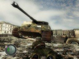 Sniper Elite (PS2)  © Namco 2005   1/3