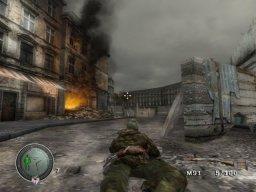 Sniper Elite (PS2)  © Namco 2005   2/3