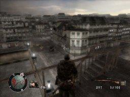Sniper Elite (PS2)  © Namco 2005   3/3