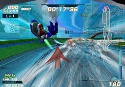 Sonic Riders (XBX)  © Sega 2006   1/3