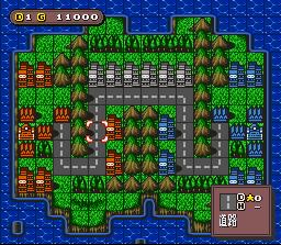 Super Famicom Wars (SNES)  © Nintendo 1998   2/3