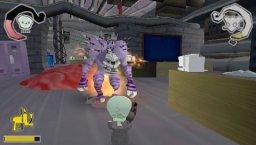 Death Jr. (PSP)  © Konami 2005   3/3