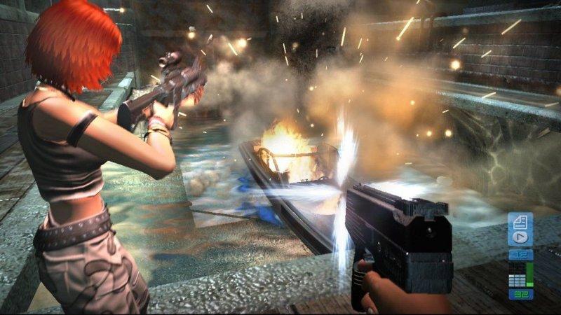 Perfect Dark Zero (X360)  © Microsoft Game Studios 2005   4/7
