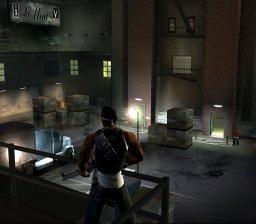 50 Cent: Bulletproof (PS2)  © VU Games 2005   1/3