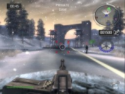 Battlefield 2: Modern Combat (XBX)  © EA 2005   1/4