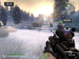 Battlefield 2: Modern Combat (XBX)  © EA 2005   2/4