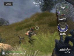Battlefield 2: Modern Combat (XBX)  © EA 2005   3/4