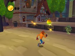 Crash Tag Team Racing (XBX)   © VU Games 2005    3/3