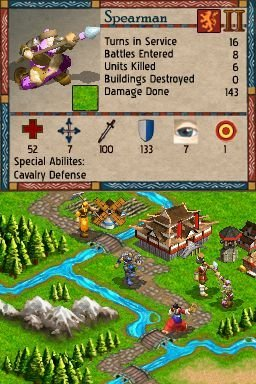 Age Of Empires: The Age Of Kings (NDS)   © Majesco 2006    1/4