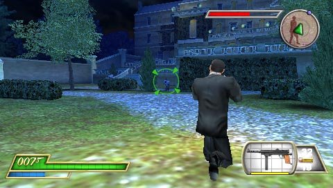 007: From Russia With Love (PSP)   © EA 2006    5/7