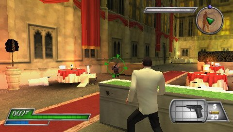 007: From Russia With Love (PSP)   © EA 2006    6/7