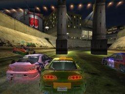 Need For Speed: Underground (ARC)  © EA 2005   1/3