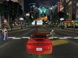 Need For Speed: Underground (ARC)  © EA 2005   2/3