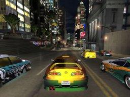 Need For Speed: Underground (ARC)  © EA 2005   3/3