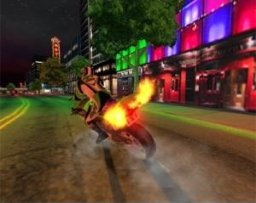 The Fast And The Furious: Super Bikes (ARC)   © Raw Thrills 2006    2/3