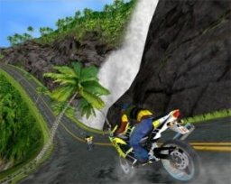 The Fast And The Furious: Super Bikes (ARC)   © Raw Thrills 2006    3/3