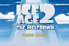 Ice Age 2: The Meltdown (GBA)  © Sierra 2006   1/3