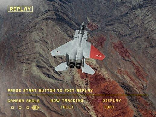 Ace Combat: The Belkan War (PS2)  © Namco 2006   4/6