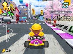 Mario Kart Arcade GP (ARC)  © Namco 2005   2/5